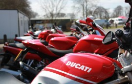 Ducati Shot