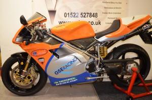 Ducati 996s Hodgson Replica