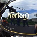 Norton Commando 961SE-Tank