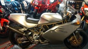 Ducati 900ss FE