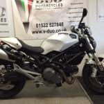 Ducati M696+ Gloss