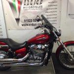 Honda VT750 5