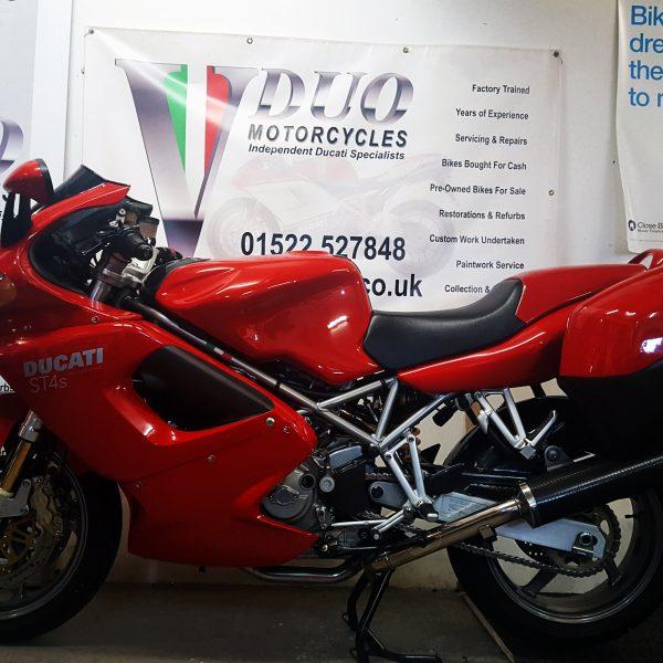 "<span class=""light"">Ducati</span> ST4s (9)"