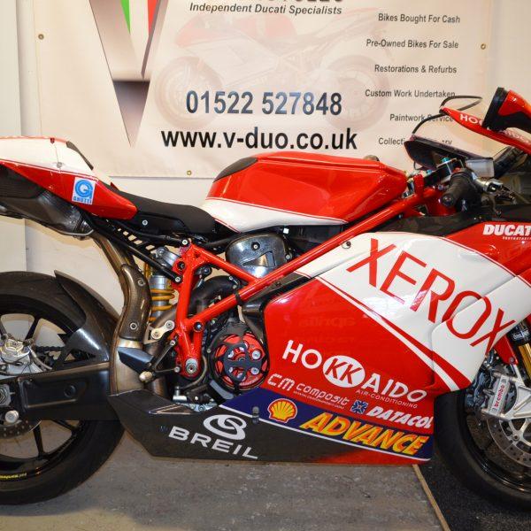 """<span class=""""light"""">Ducati</span> 999R Xerox (13)"""