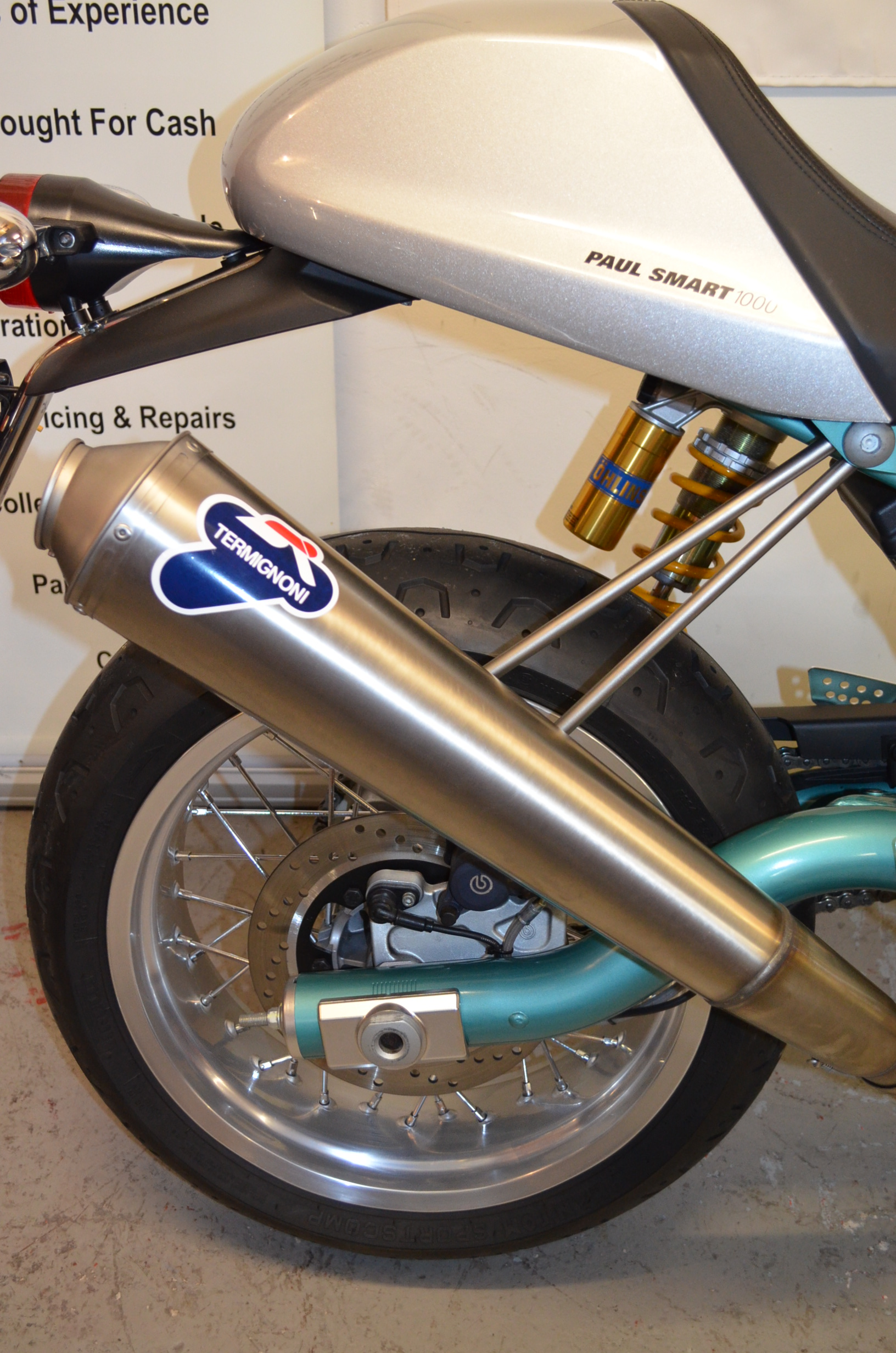 Ducati Paul Smart 1000 Limited Edition   VDUO Motorcycles