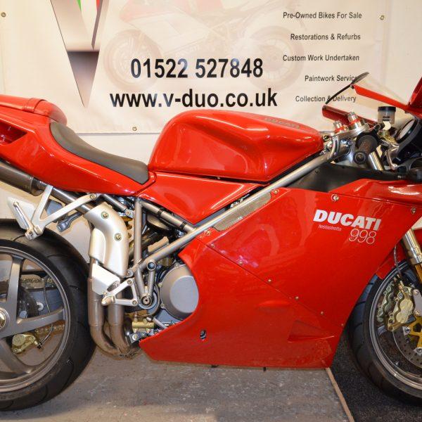 "<span class=""light"">Ducati</span> 998 (4)"