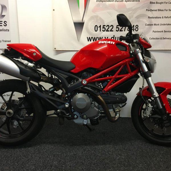 "<span class=""light"">Ducati</span> M796 ABS (11)"