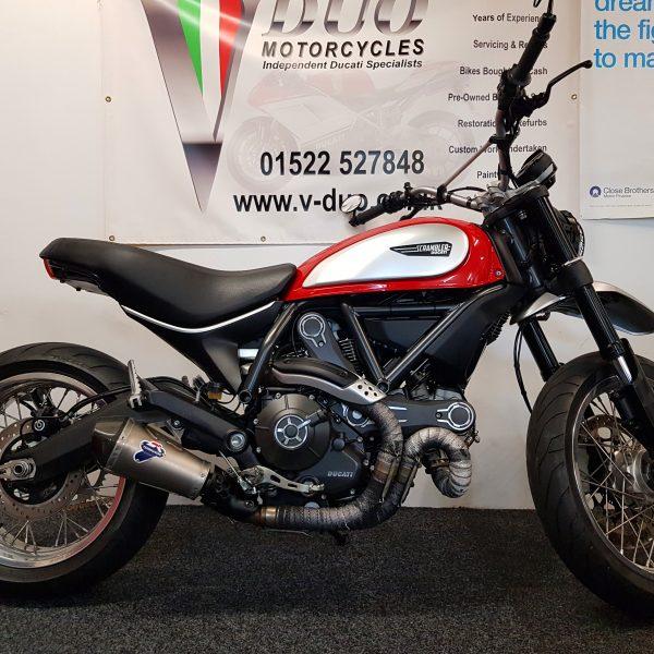 """<span class=""""light"""">Ducati</span> Scrambler 800 Icon (13)"""